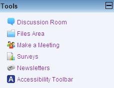 JISCMail tools box